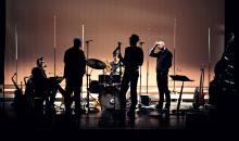 Muzikanten overleg