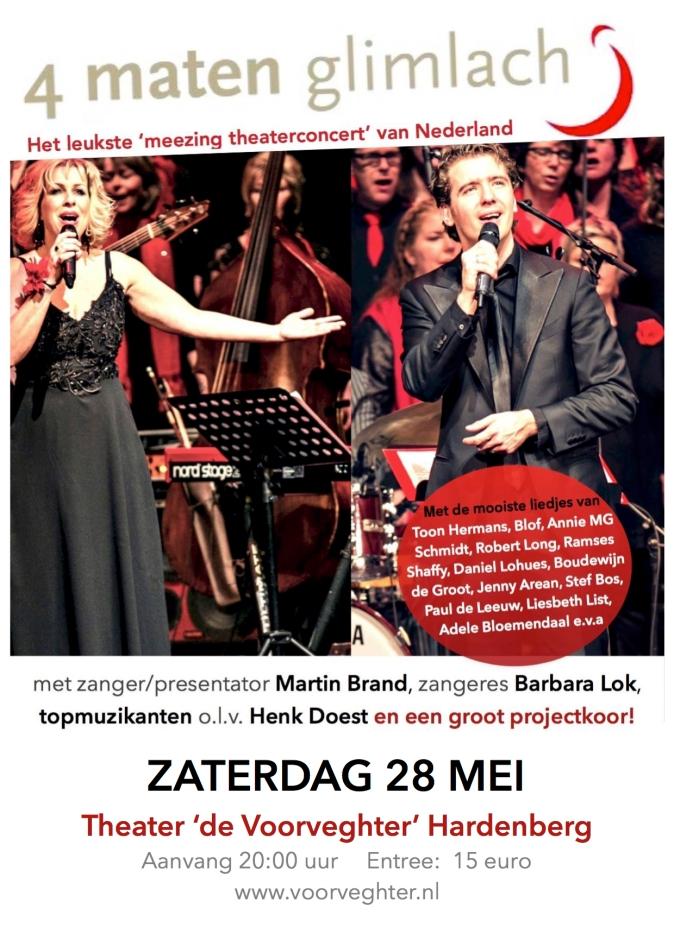 poster hardenberg 2016